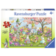 Egg Hunt Children's Puzzle (35 pieces)