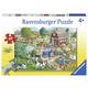 Home on the Range Children's Puzzle (60 pieces)