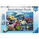 Ocean Turtles Puzzle (200 pieces)