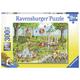 Pet Park Children's Puzzle (300 pieces)