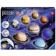 Solar System 3D Puzzle (522 pieces)