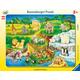 Zoo Children's Puzzle (14 pieces)