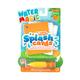 Water Magic Splash Cards - Letters