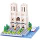 Nanoblock - Cathedral Notre-Dame De Paris