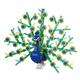 Nanoblock - Deluxe Peacock