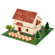 Irish House (Light) 450 piece Construction St
