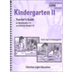 Kindergarten II Teacher's Guide Sunrise Edition
