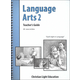 Language Arts 200 Teacher's Guide with answers Sunrise 2nd Edition