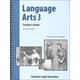 Language Arts 300 Tchr Gd w/answr Sunrise 2ED