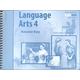 Language Arts 401-410 Answer Key Sunrise 2nd Edition