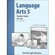 Language Arts 501-505 Tchr Gd w/ans Snrs 2ED