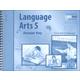 Language Arts 501-510 Answer Key Sunrise 2nd Edition