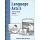 Language Arts 506-510 Tchr Gd w/ans Snrs 2ED