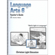 Language Arts 600 Teacher's Guide Sunrise Edition