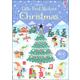 Little First Stickers - Christmas (Usborne)
