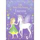 Little Sticker Dolly Dressing - Unicorns (Usborne)