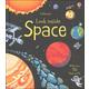 Look Inside Board Book - Space (Usborne)