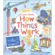 Look Inside How Things Work (Usborne)