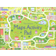 Maps Activity Pad (Usborne)