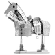 Horse Armor (Metal Earth 3D Model)