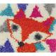 Fox Latch Hooking Kit