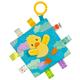 Taggies Crinkle Me Baby Toy - Dipsy Duck