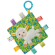 Taggies Crinkle Me Baby Toy - Sherbet Lamb