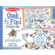 Seek & Find Sticker Pad - Adventure
