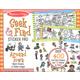 Seek & Find Sticker Pad - Around Town