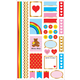 Classic Planner Accents Stickers