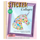 Sticker Collages Activity Book