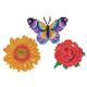 Garden Dotzies Stickers (3 pack)