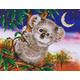 Koala Snack Diamond Dotz Kit (Intermediate)