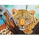Leopard Look Diamond Dotz Kit (Intermediate)