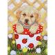 Pup in Pot Diamond Dotz Kit (Intermediate)