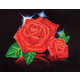 Red Rose Sparkle Diamond Dotz Kit (Intermediate)