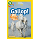 Gallop! 100 Fun Facts About Horses (NGR L3)