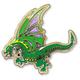 Dragon Enamel Pin