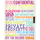 For My Eyes Only Locking Journal