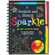 Sparkle Scratch and Sketch Trace-Along Activity Book