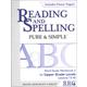 Reading & Spelling Pure & Simple Upper Grade Word Study Workbook V