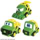 Oball Go Grippers J.Deere Farm Vehicles - 3pk