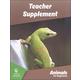 Animals for Beginners Teacher Supplement (God's Design for Life for Beginners)