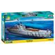 German Submarine Type VIIB U-Boot - 800 pieces (Small Army II WW)