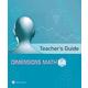 Dimensions Math Teacher's Guide 6A
