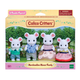 Marshmallow Mouse Family (Calico Critters)