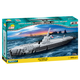 American Submarine Type Gato USS Wahoo SS-238 - 670 pieces (Small Army II WW)
