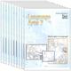 Language Arts LightUnit 701-710 Set Sunrise Edition