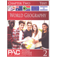 World Geography - Chapter 2 Text