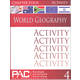 World Geography - Chapter 4 Activities